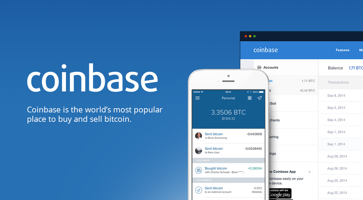 coinbase token price interest