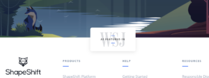 WSJ Crypto ShapeShift