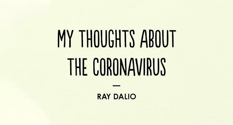 Ray Dalio Ecoomy Coronavirus