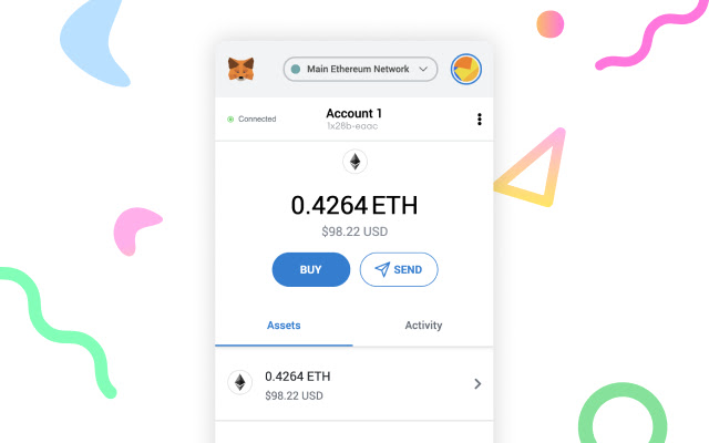 Easily Buy Crypto Tokens using Decentralized Exchange